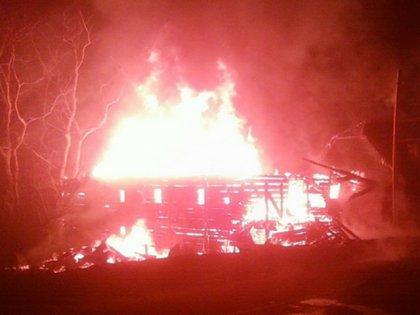 На Новый год сгорело 11 человек, — ДСНС