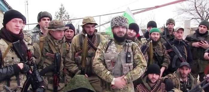 «Ми пройдемо маршем по вашому Києву» – чеченський бойовик Дикий (ВІДЕО)