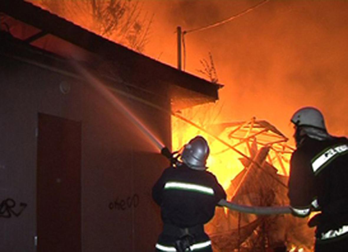 Во время пожара в собственном доме на Львовщине погиб 54-летний мужчина