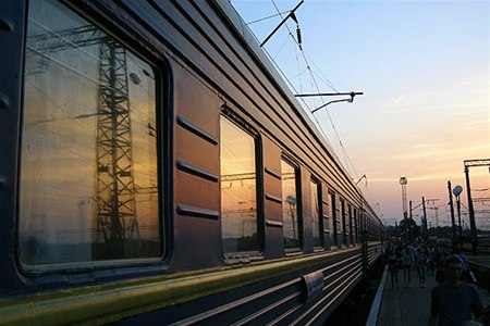 Провідника, який не пустив бійців АТО на потяг, звільнили з роботи