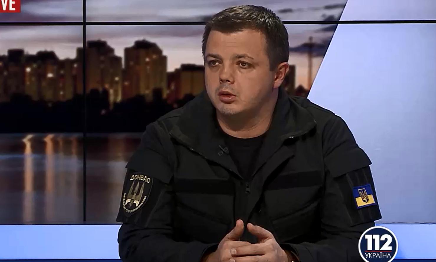 Семенченко хоче змінити мобілізацію