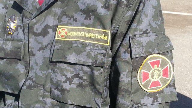Нацгвардия провела спецоперацию: под Мариуполем задержали 15 человек
