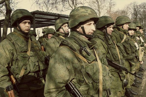 Питерских срочников отправляют воевать в Украину