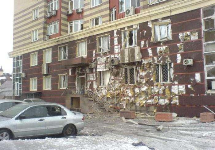 У Донецьку вкрай напружена ситуація, скрізь лунає канонада (ВІДЕО)