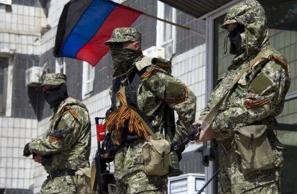Боевики рассказали свою версию событий на востоке Украины (ВИДЕО)