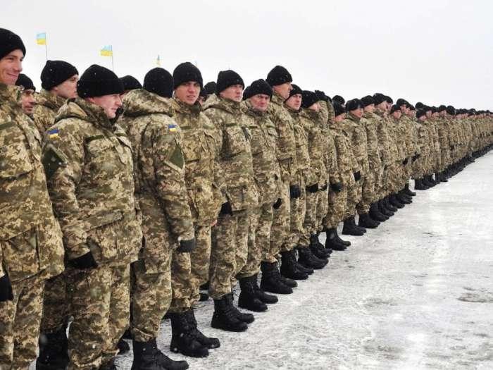 Во время пятой и шестой волны мобилизации 2015 соберут 200-тысячную армию Украины