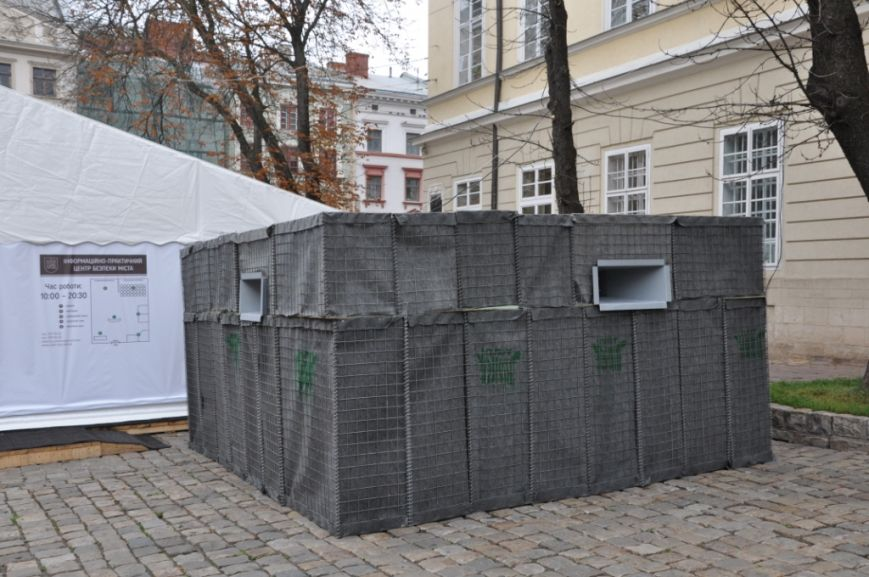 Львов – первый город, который ввел социальную помощь участникам АТО (ФОТО)