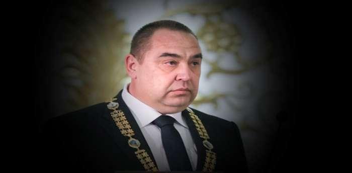 У ЛНР оприлюднено компромат на її «главу» Плотницького