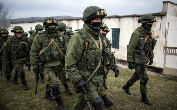 У Луганську російський спецназ штурмував базу «Бетмена»
