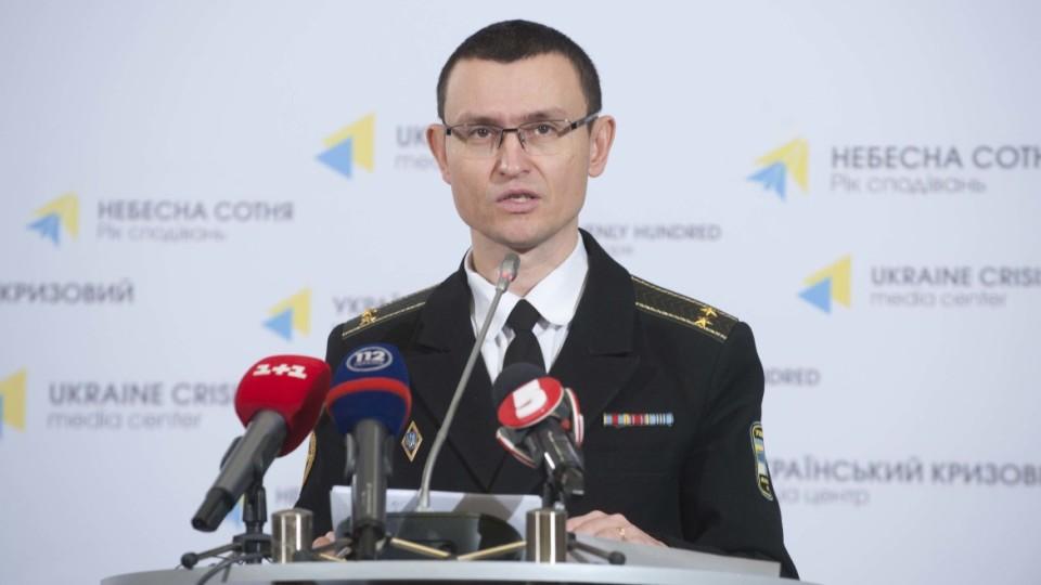 Владислав Селезньов про стан подій в зоні АТО (Відео)