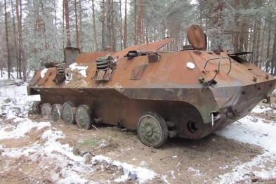 Как служат в АТО львовские бойцы с 80-й бригады (ФОТО)