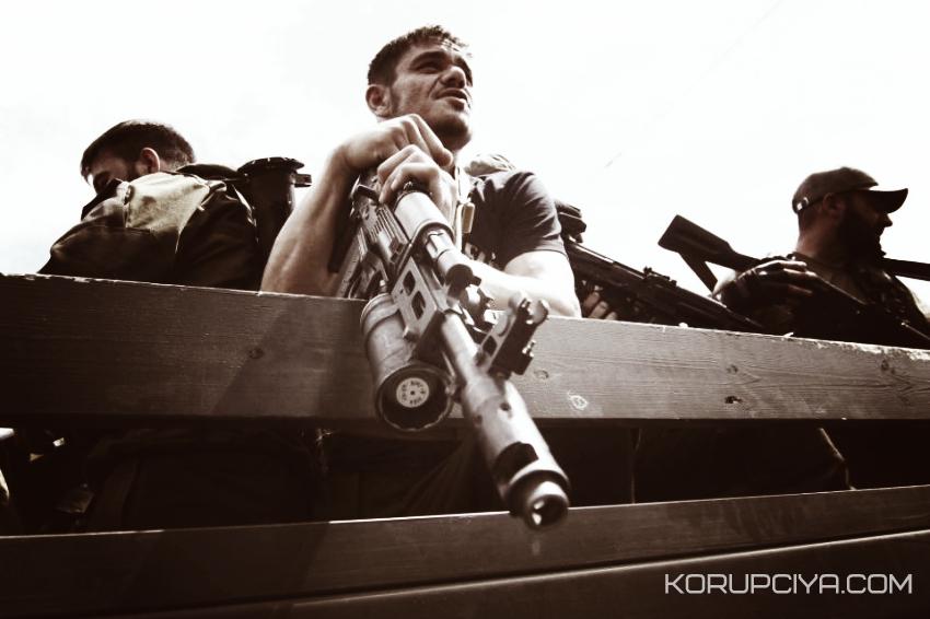 Российская армия силой сдерживает боевиков, которые убегают из под Углегорска, – Лысенко