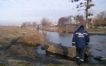 На Львовщине утонул 7-летний ребенок