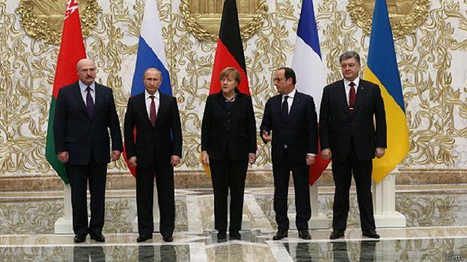 Мінськ: Нічна боротьба Порошенка за долю України