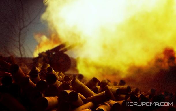Артилерія ВСУ під Дебальцевим та Горлівкою розбила ВС РФ з Осетії і спецназ ВВ МВС Чечні