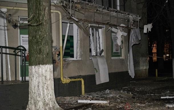 Стали відомі подробиці нічного вибуху біля відділення ПриватБанку в Одесі