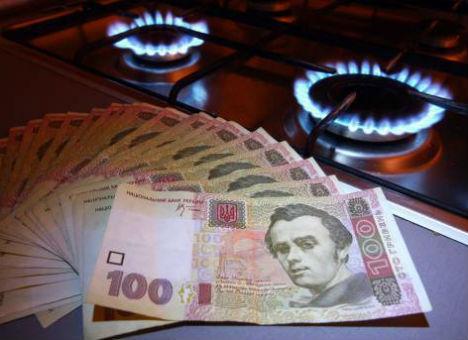 Жители Львовщины задолжали за потребленный газ более 190 млн. грн.
