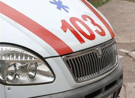 На Львовщине мужчина попал в больницу из-за обморожения
