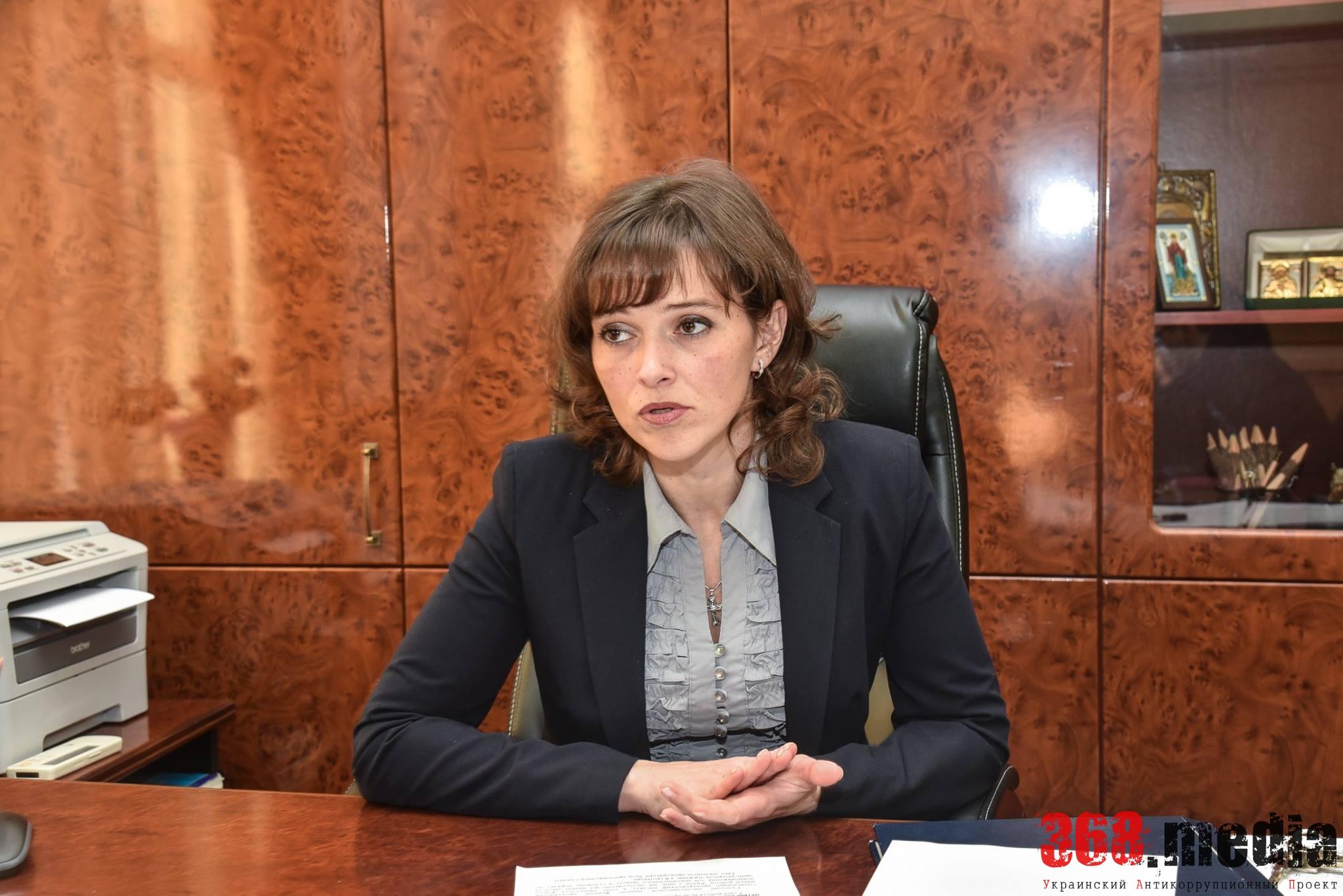 Тетяна Горностаєва розповіла про свої родинні зв'язки з Генпрокурором Шокіним