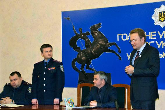 Сергей Зюбаненко пообещал кадровые чистки в милиции Львовщины