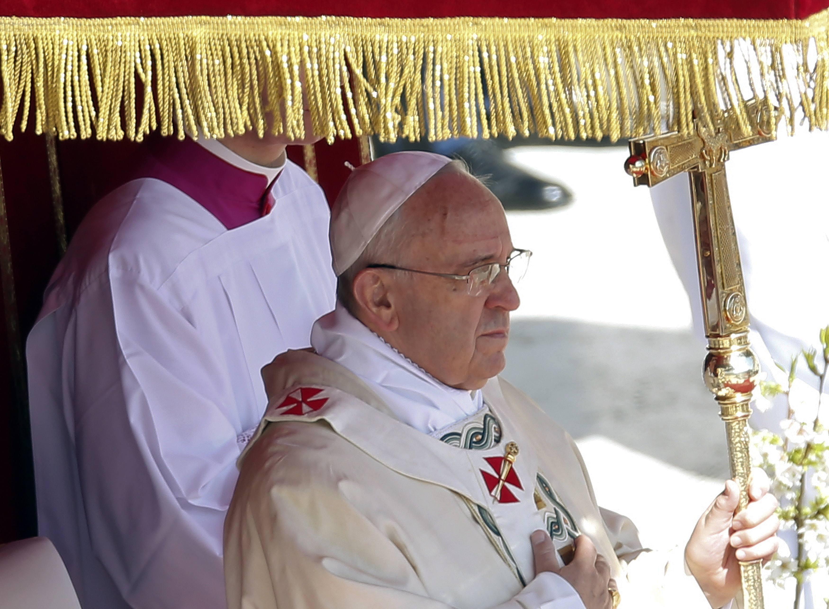 Папа Римский может приехать в Украину