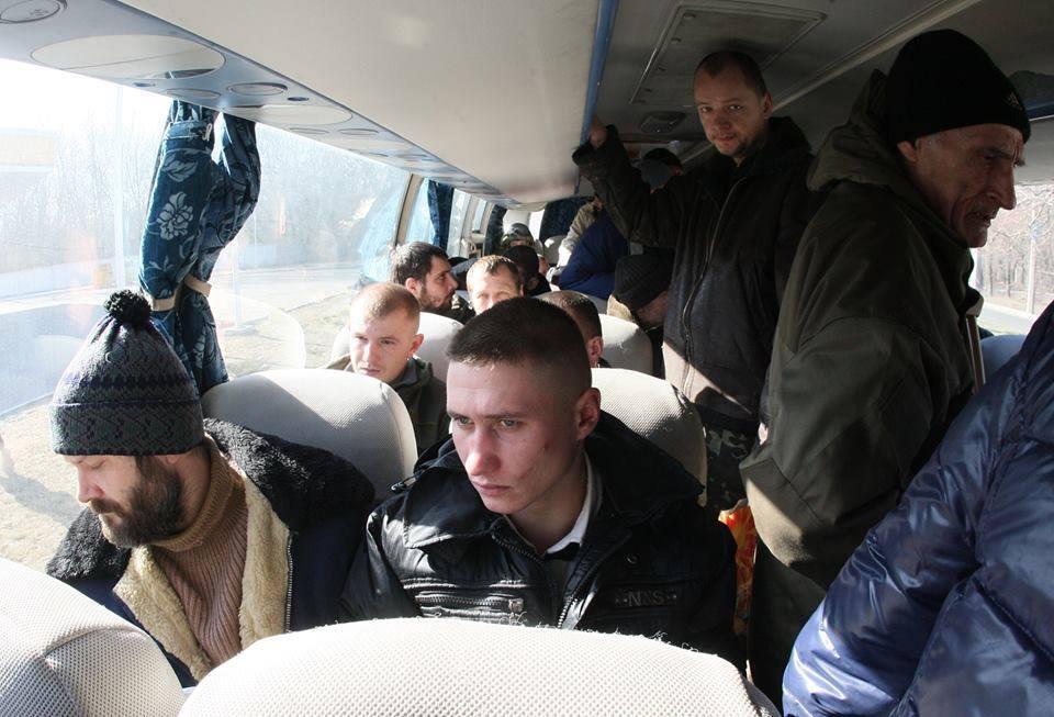 Список звільнених з полону: у ньому 139 імен українських військових
