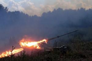 Терористи під Маріуполем застосували надпотужну зброю (фото)
