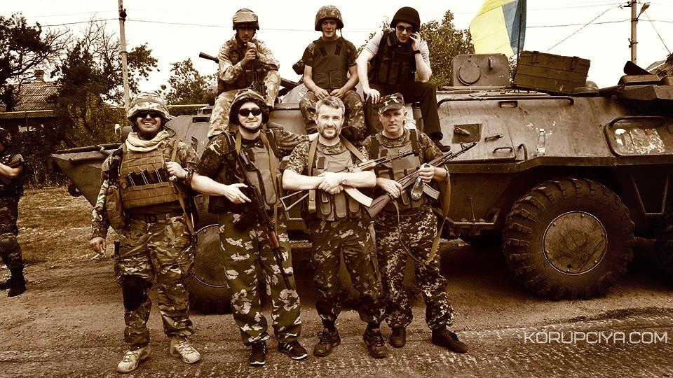 Військові разом із батальйоном імені Іси Мунаєва вибили бойовиків з Чорнухіного