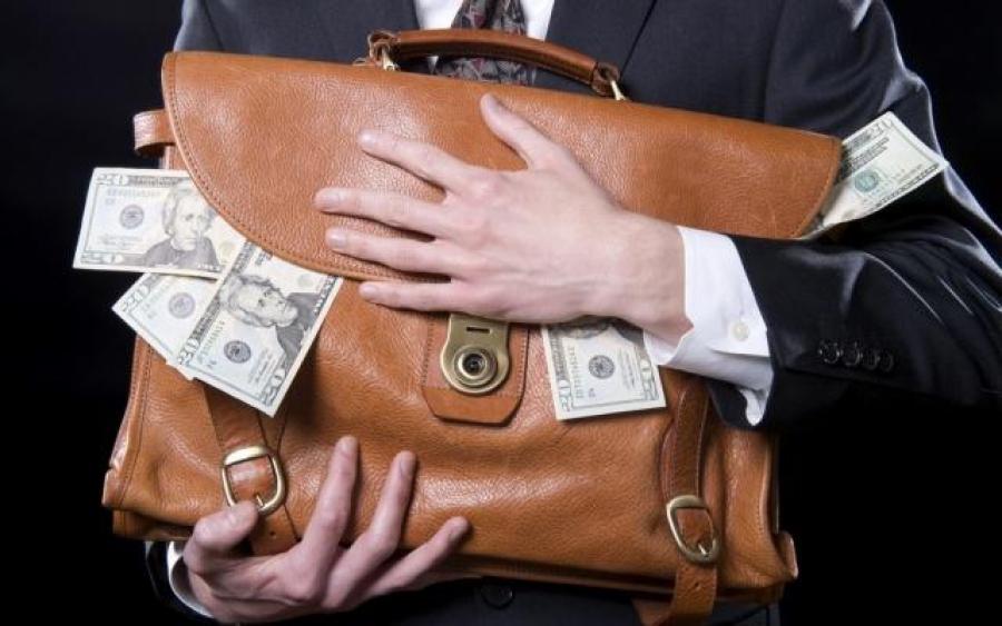 З яких топ-банків підприємства вивели найбільше коштів у IV кварталі-2014 (Список)