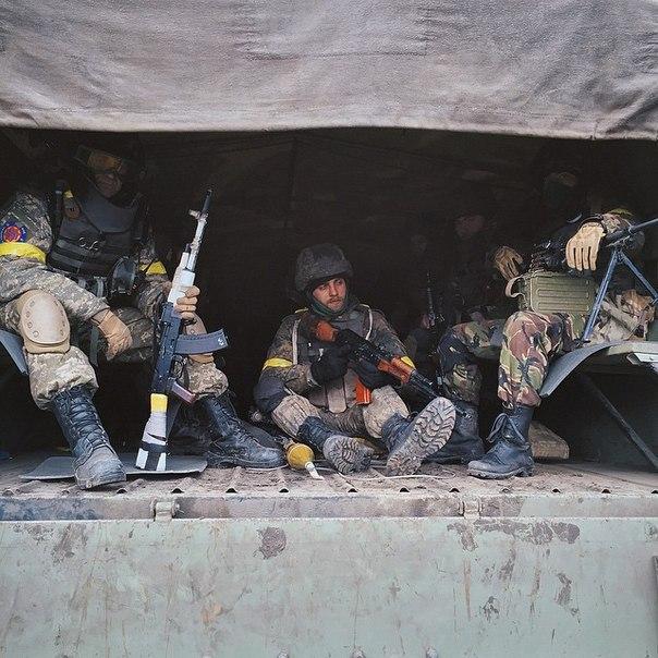 З Дебальцевого вийшли 80% військових – Порошенко