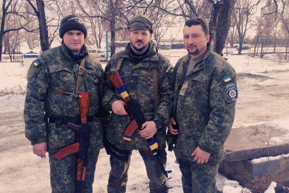 До Червонограда з Донбасу повернулись міліціонери із зони АТО