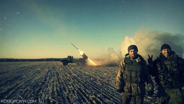 Смертельная посылка оккупантам от украинских «Богов войны» (ВИДЕО)