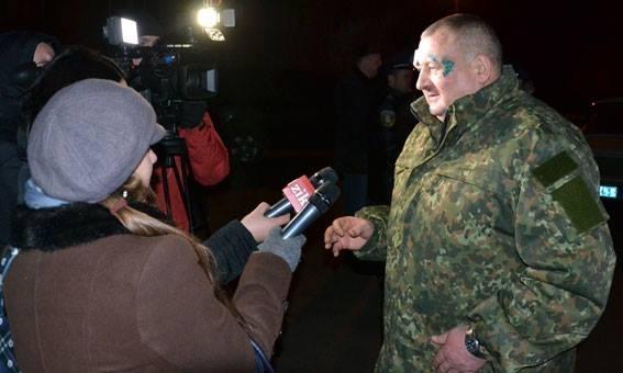 Поранені Загарія та Вольський уже у Львові (ФОТО)