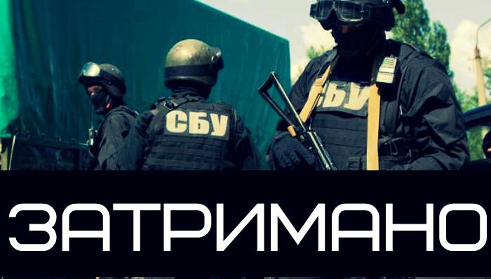 СБУ на Луганщине арестовала организатора майского референдума