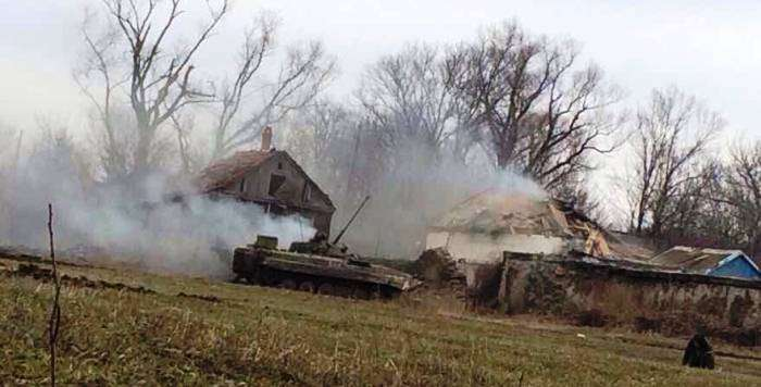 Партизани «Тіні» знищили 3 БМП і близько 30 російських бойовиків (ФОТО)