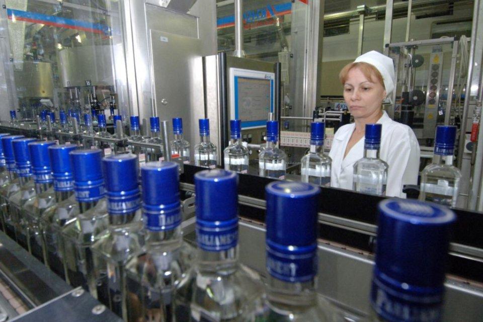 В марте «Укрспирт» намерен запустить три завода в Львовской области