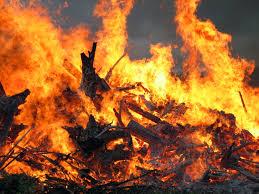 На Львівщині вчора зафіксували 24 факти загоряння сухої трави