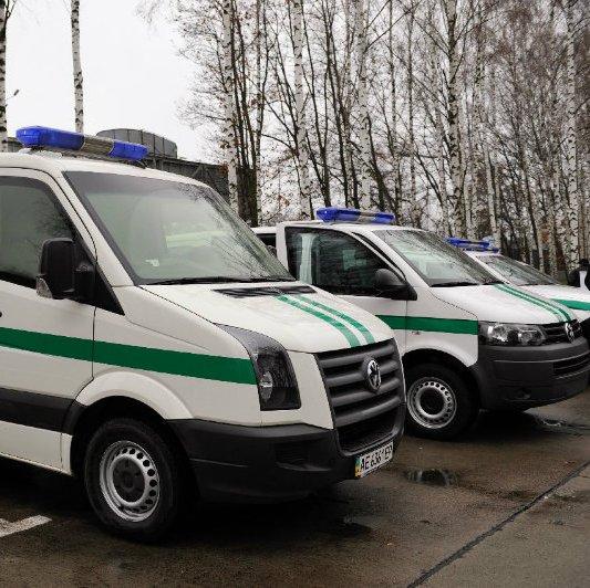 У Львові затримали п'яного інкасатора