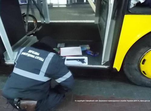 В пункте пропуска в коробке из-под конфет обнаружили оружие