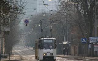 Трамвай на Сихів будуватимуть навесні