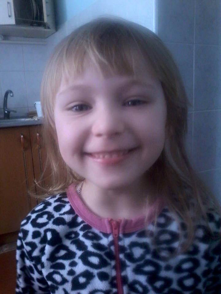 На Львівщині знайшли зниклу 5-річну дівчинку