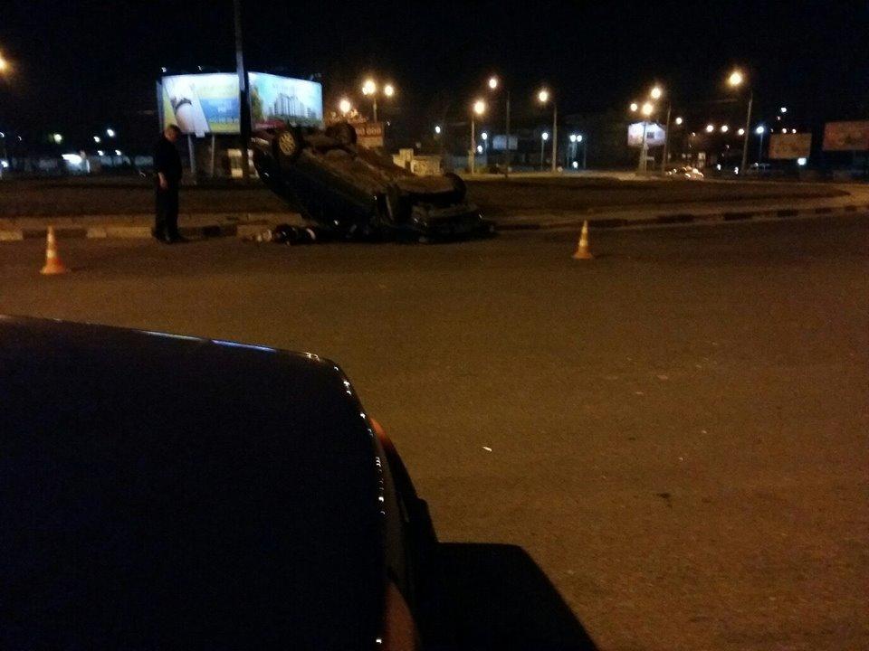 Смертельна ДТП на вул. Зелена: п'яний водій загинув на місці (фото)