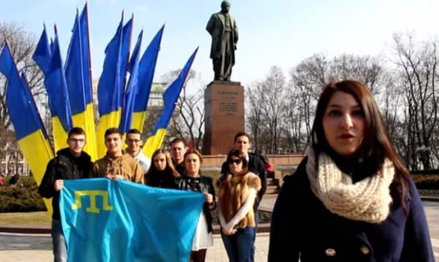 Крымскотатарские студенты записали видео-обращение к львовянам