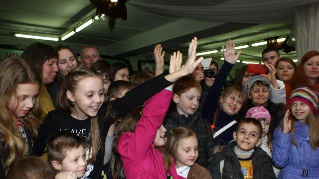 Во Львове сделали самый большой в Украине трюфель
