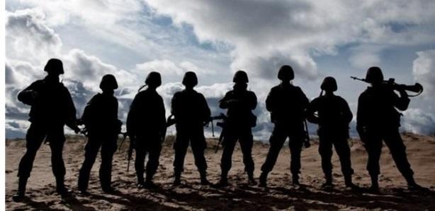 Нацгвардія заперечила, що стягує свої сили у Дніпропетровськ
