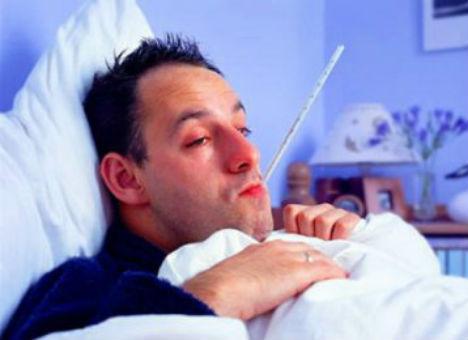 На Львовщине заболеваемость гриппом и ОРВИ уменьшилась