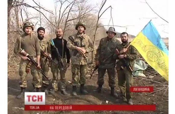 Бойцы 24-й Железной бригады со Львовщины передали привет своим родным (видео)