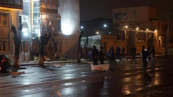 У СБУ знають, хто організував нічний теракт в Одесі