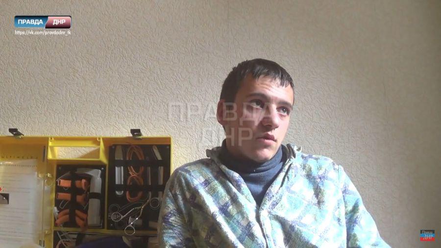 """Шок: 19-летний парень из Калуша воюет за """"ДНР"""" и угрожает закопать Яроша (фото, видео)"""