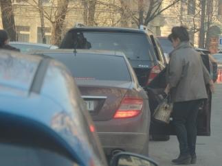 Нардеп Олена Кошелева прогулює роботу у Верховній Раді (Фото)